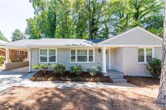 2322 Headland Drive, East Point, GA 30344 (MLS #6602957) :: RE/MAX Paramount Properties