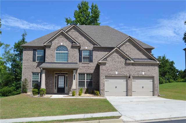 569 Loretta Way, Grayson, GA 30017 (MLS #6602962) :: The Zac Team @ RE/MAX Metro Atlanta