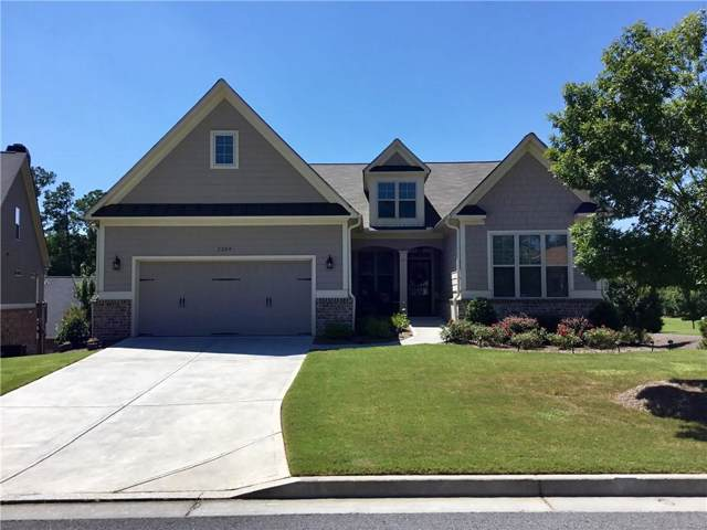 2269 Long Bow Chase NW, Kennesaw, GA 30144 (MLS #6602967) :: The Heyl Group at Keller Williams