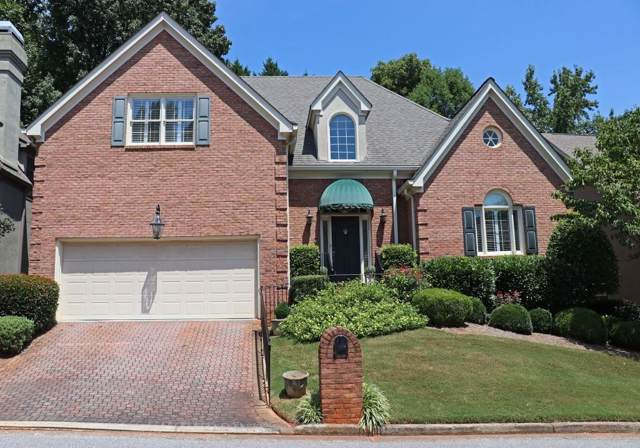 190 Grosvenor Place, Sandy Springs, GA 30328 (MLS #6602969) :: North Atlanta Home Team