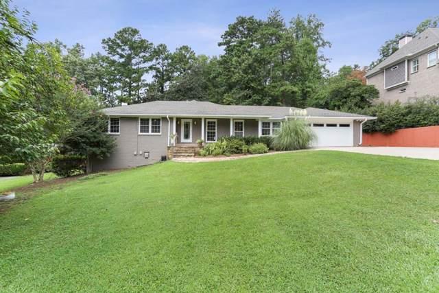 6420 Bridgewood Valley Road NW, Sandy Springs, GA 30328 (MLS #6602971) :: RE/MAX Paramount Properties