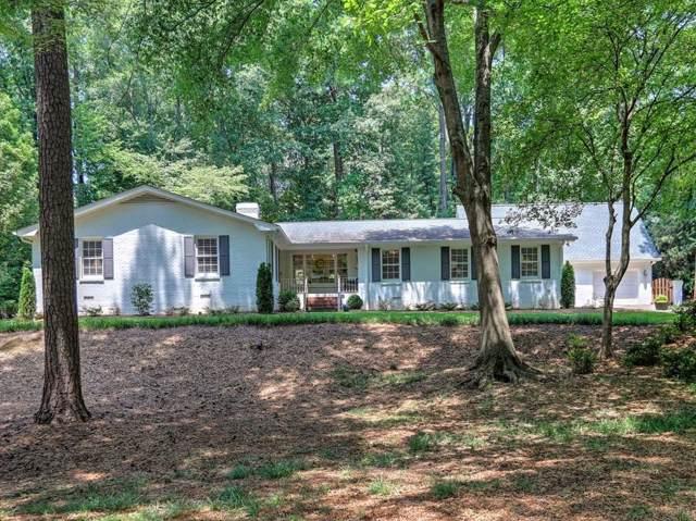 425 Longview Drive, Norcross, GA 30071 (MLS #6602980) :: Rock River Realty