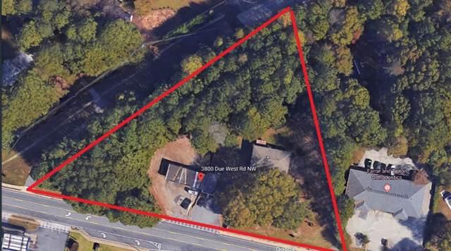 3800 Due West Road NW, Marietta, GA 30064 (MLS #6602999) :: RE/MAX Paramount Properties