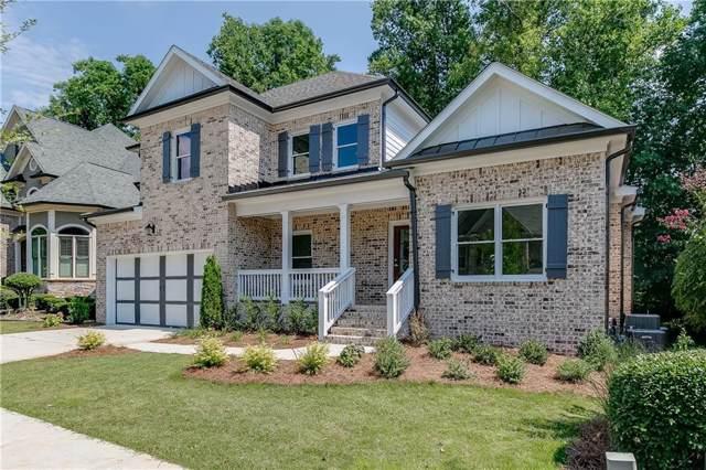 2080 Vicarage Lane, Snellville, GA 30078 (MLS #6603002) :: The Stadler Group
