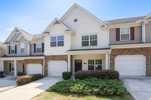 1953 Hoods Fort Circle NW #26, Kennesaw, GA 30144 (MLS #6603007) :: RE/MAX Paramount Properties