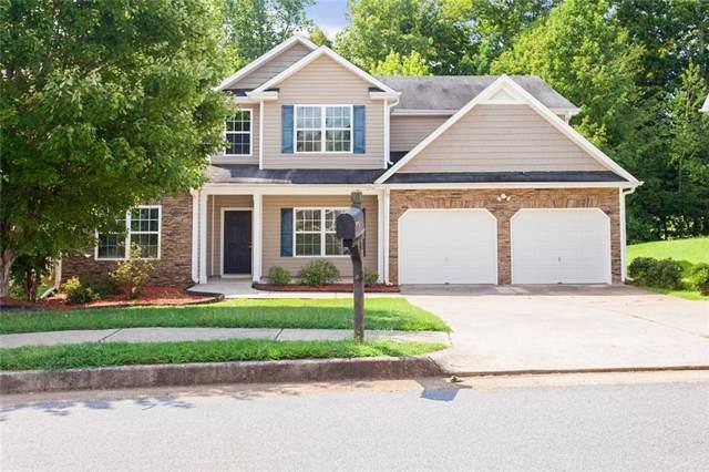 84 Ivey Meadow Drive, Dallas, GA 30132 (MLS #6603013) :: Rock River Realty