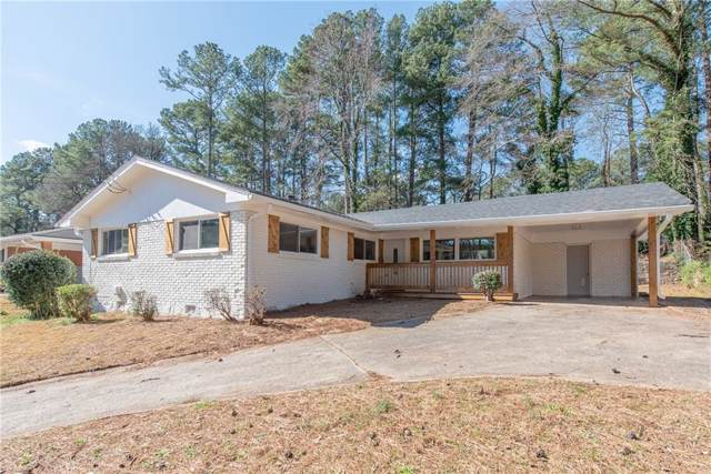 1747 SW Fort Valley Drive SW, Atlanta, GA 30311 (MLS #6603053) :: The Zac Team @ RE/MAX Metro Atlanta