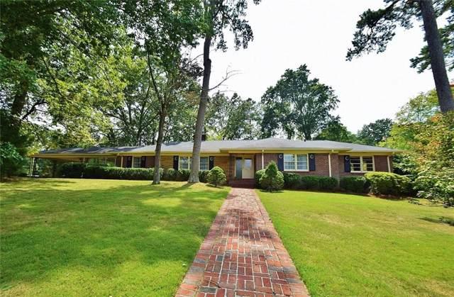 747 Summerfield Terrace, Gainesville, GA 30501 (MLS #6603064) :: Rock River Realty
