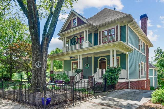 349 N Highland Avenue, Atlanta, GA 30307 (MLS #6603071) :: Good Living Real Estate
