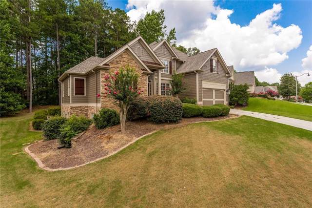5590 Cathers Creek Drive, Powder Springs, GA 30127 (MLS #6603073) :: The Heyl Group at Keller Williams