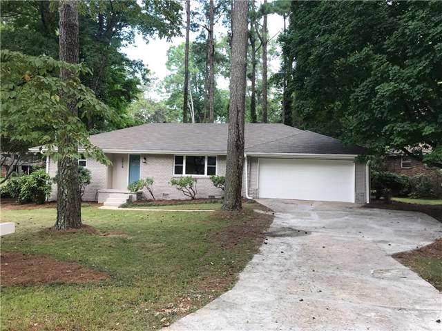 2024 Farris Drive, Decatur, GA 30032 (MLS #6603076) :: Community & Council