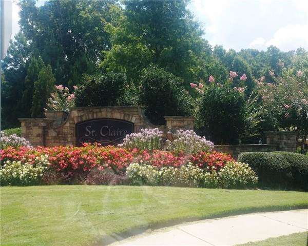 360 Saint Claire Drive #360, Alpharetta, GA 30008 (MLS #6603107) :: The Heyl Group at Keller Williams