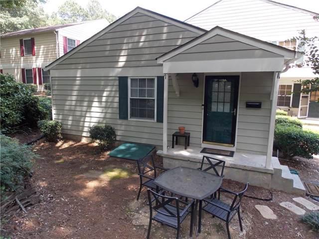 1382 Old Coach Road, Marietta, GA 30008 (MLS #6603110) :: Kennesaw Life Real Estate