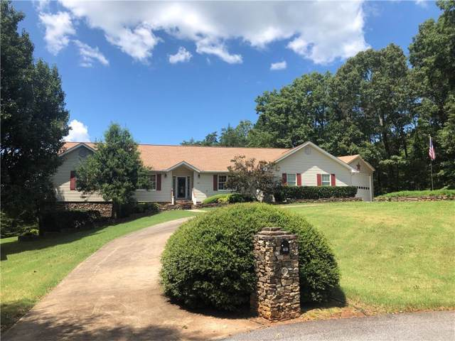 201 Golden Autumn Drive, Dahlonega, GA 30533 (MLS #6603112) :: RE/MAX Paramount Properties
