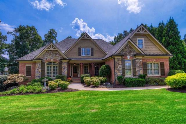 5845 Boulder Bluff Drive, Cumming, GA 30040 (MLS #6603196) :: The Zac Team @ RE/MAX Metro Atlanta
