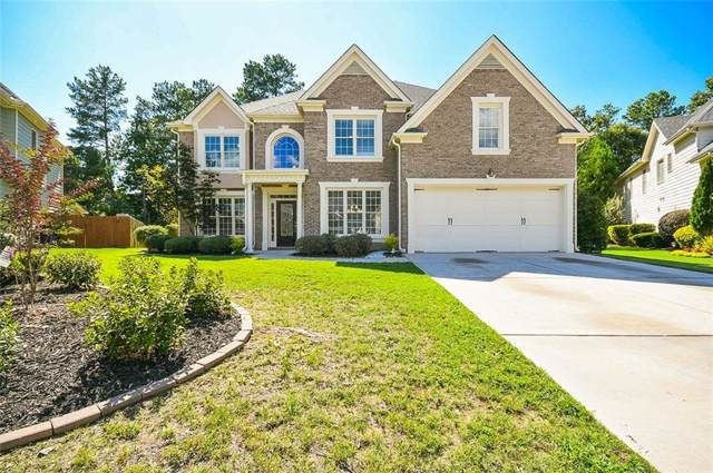 2889 Everson Ridge Court, Snellville, GA 30039 (MLS #6603217) :: RE/MAX Paramount Properties