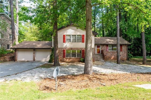 905 Rowland Road, Stone Mountain, GA 30083 (MLS #6603230) :: RE/MAX Paramount Properties