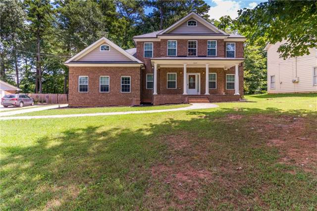 4250 Palm Springs Drive, East Point, GA 30344 (MLS #6603243) :: RE/MAX Paramount Properties
