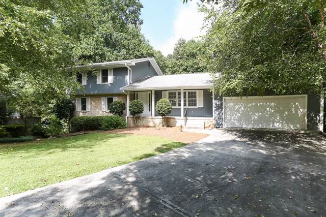 3707 Womack Road, Peachtree Corners, GA 30360 (MLS #6603248) :: Rock River Realty