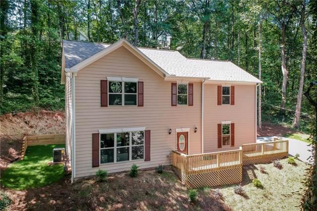 285 Shalloway Drive NE, Kennesaw, GA 30144 (MLS #6603271) :: RE/MAX Paramount Properties