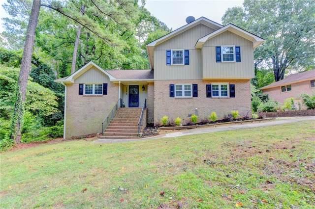 5592 Williams Road, Norcross, GA 30093 (MLS #6603272) :: Charlie Ballard Real Estate