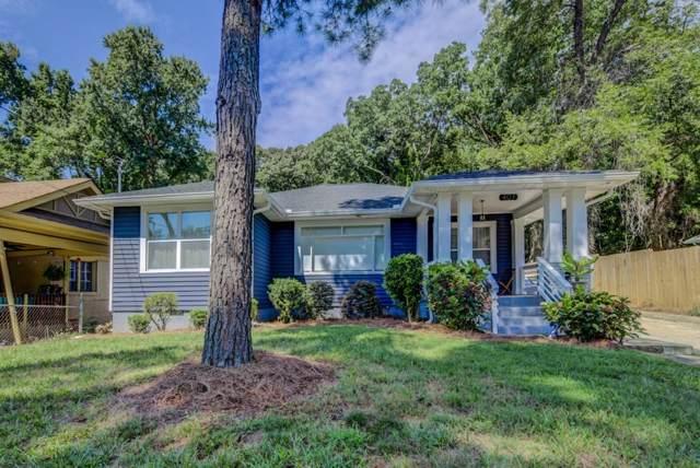 407 W Ontario Avenue SW, Atlanta, GA 30310 (MLS #6603289) :: Iconic Living Real Estate Professionals