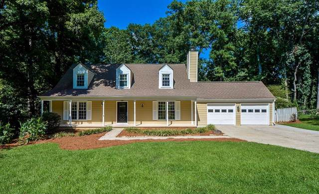 705 Crab Orchard Drive, Roswell, GA 30076 (MLS #6603304) :: Todd Lemoine Team