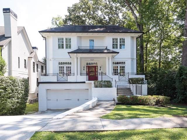 1167 Rosewood Drive NE, Atlanta, GA 30306 (MLS #6603315) :: RE/MAX Paramount Properties