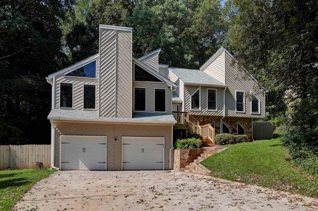 16 Latimer Lane NE, Kennesaw, GA 30144 (MLS #6603317) :: RE/MAX Paramount Properties