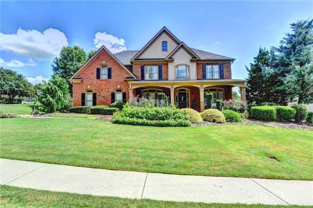 963 Autumn Path Way, Snellville, GA 30078 (MLS #6603328) :: RE/MAX Paramount Properties
