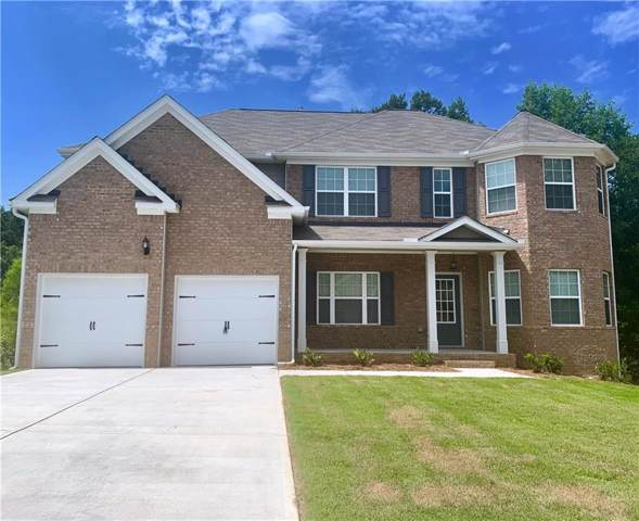 1704 Gallup Drive, Stockbridge, GA 30281 (MLS #6603334) :: RE/MAX Paramount Properties