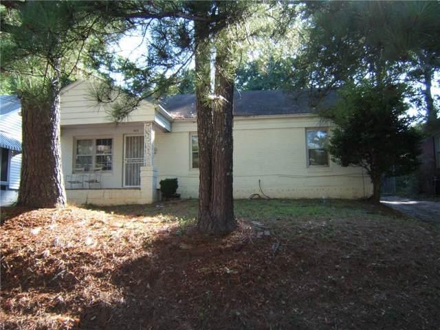 1673 Melrose Drive SW, Atlanta, GA 30310 (MLS #6603336) :: Kennesaw Life Real Estate
