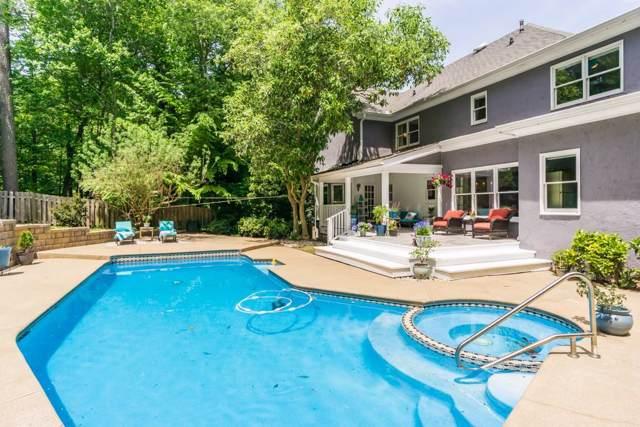 1060 Finnsbury Drive, Roswell, GA 30075 (MLS #6603343) :: RE/MAX Paramount Properties