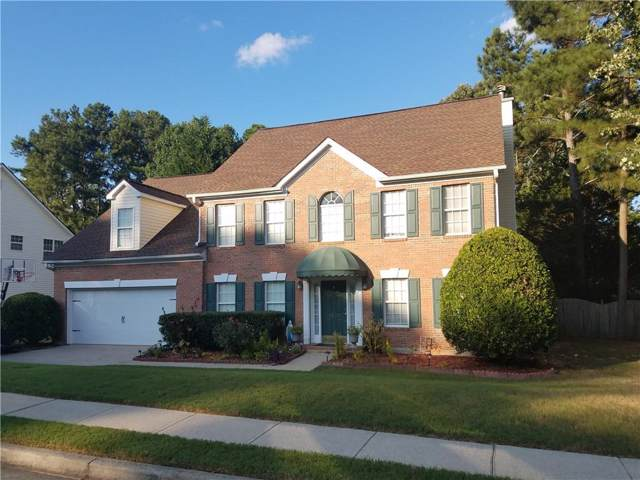 1105 Tributary Way, Dacula, GA 30019 (MLS #6603350) :: The Realty Queen Team