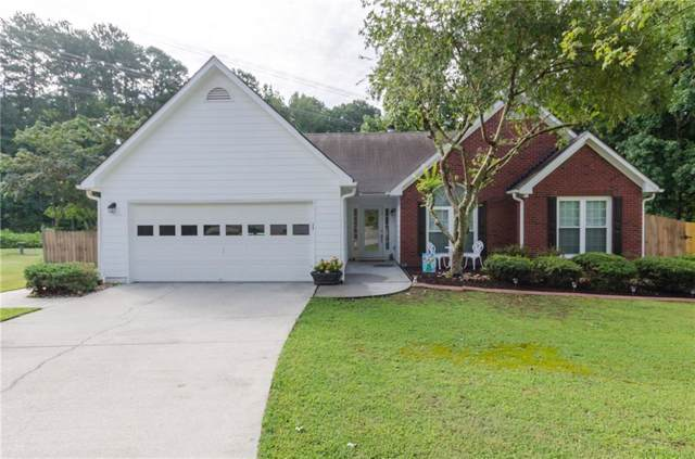 858 Ashley Crossing Lane, Lawrenceville, GA 30043 (MLS #6603353) :: The Heyl Group at Keller Williams