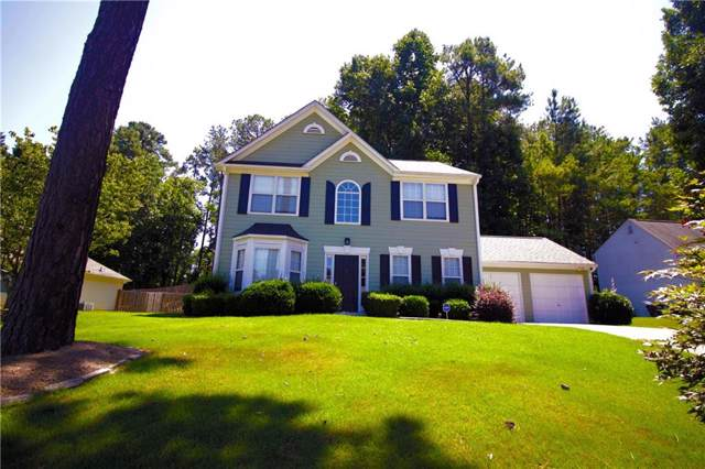 1729 Silverchase Drive SW, Marietta, GA 30008 (MLS #6603360) :: The Zac Team @ RE/MAX Metro Atlanta