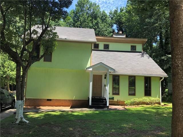 1596 Village Drive, Norcross, GA 30093 (MLS #6603367) :: Rock River Realty