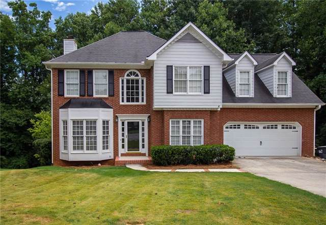 2300 Compton Place, Suwanee, GA 30024 (MLS #6603380) :: North Atlanta Home Team