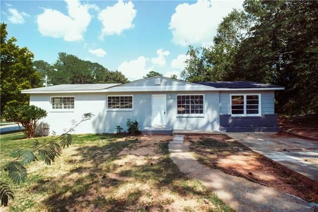 6103 Oakwood Circle SW, Covington, GA 30014 (MLS #6603383) :: The Heyl Group at Keller Williams