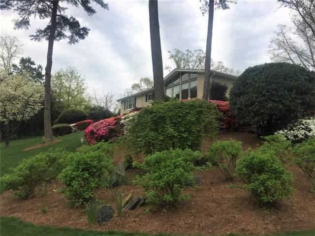 6533 Cherry Tree Lane, Atlanta, GA 30328 (MLS #6603386) :: Iconic Living Real Estate Professionals