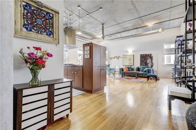 1058 Piedmont Avenue NE #301, Atlanta, GA 30309 (MLS #6603396) :: Rock River Realty