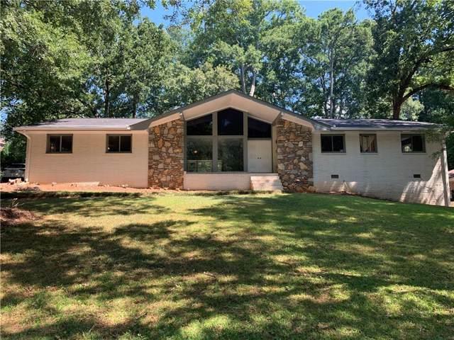 4624 Westhampton Circle, Tucker, GA 30084 (MLS #6603405) :: RE/MAX Paramount Properties