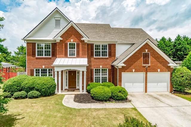 509 Glen Creek Way, Sugar Hill, GA 30518 (MLS #6603418) :: The Hinsons - Mike Hinson & Harriet Hinson
