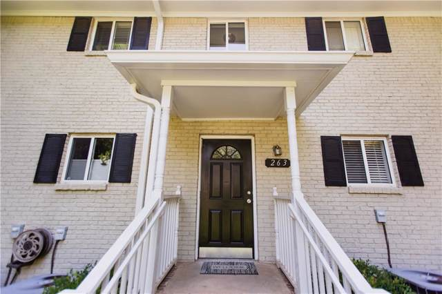 263 Jefferson Place #31, Decatur, GA 30030 (MLS #6603423) :: RE/MAX Paramount Properties