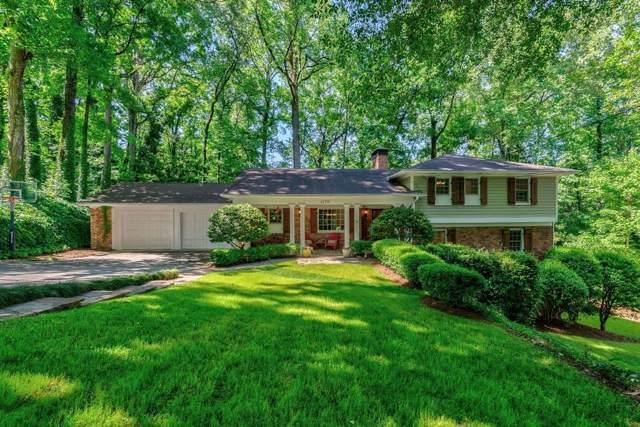 4159 Mcclatchey Circle NE, Atlanta, GA 30342 (MLS #6603442) :: The Hinsons - Mike Hinson & Harriet Hinson