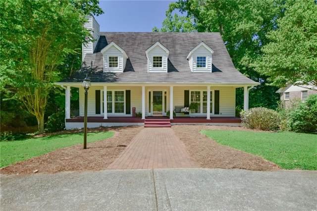 297 Regal Drive, Lawrenceville, GA 30046 (MLS #6603451) :: Charlie Ballard Real Estate