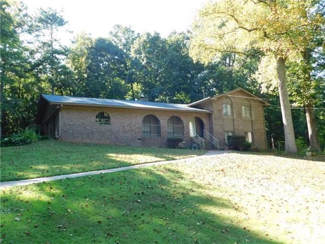 1736 Tara Circle, Douglasville, GA 30135 (MLS #6603457) :: Rock River Realty