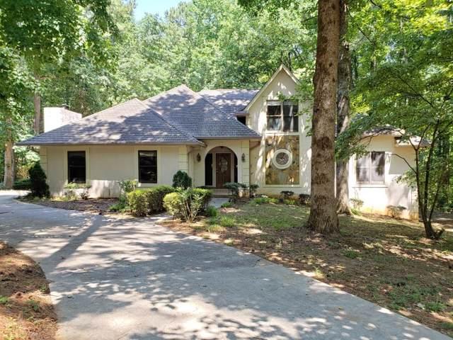 1300 Vineyard Drive, Conyers, GA 30013 (MLS #6603497) :: Rock River Realty
