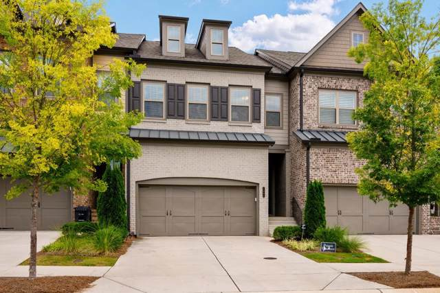 1005 Milhaven Drive, Roswell, GA 30076 (MLS #6603500) :: Kennesaw Life Real Estate