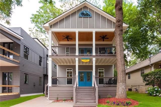 706 Grant Terrace SE, Atlanta, GA 30315 (MLS #6603527) :: RE/MAX Paramount Properties